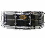 "WORLDMAX BLACK BRASS & CHROME H'WARE 14"" x 5"""